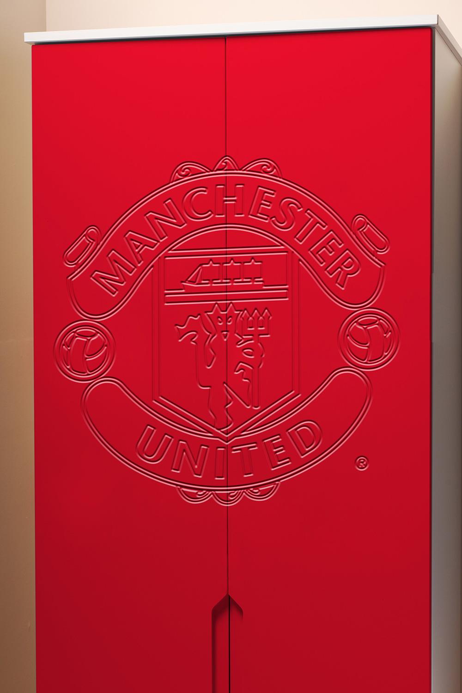 Manchester United Bedroom Manchester United Wardrobe Doorsjpg